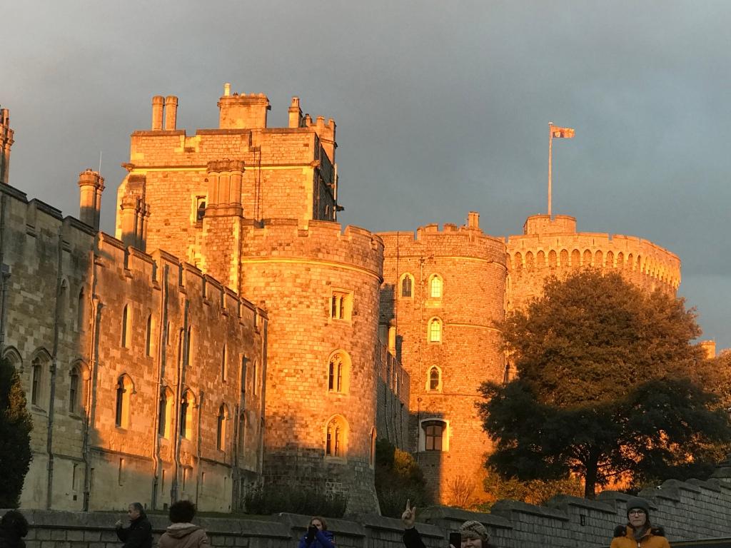 Windsor Palace,