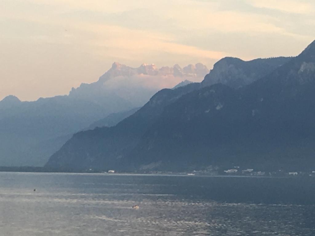 Vevey, Switzerland, Lake Geneva